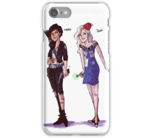 Baby and Sexy iPhone Case/Skin
