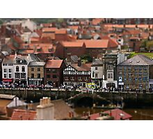 Whitby - England Photographic Print