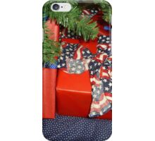 An American Christmas iPhone Case/Skin