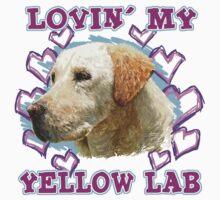 Lovin' My Yellow Lab One Piece - Long Sleeve