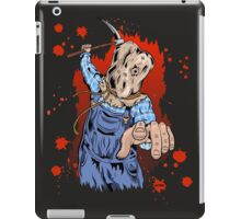 Young Voorhees iPad Case/Skin