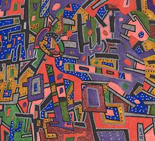 Geo-Tech by Rebekah  McLeod