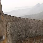 The Great Wall by Ellimac