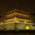 Xi'an Bell Tower by Ellimac