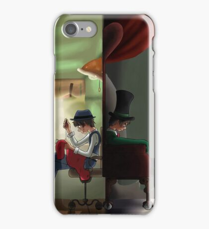 Who He Was iPhone Case/Skin