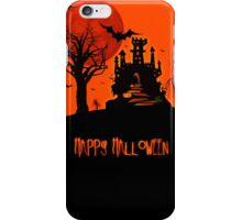 Happy Halloween iPhone Case/Skin