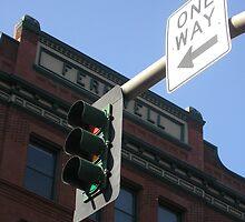 One Way by CherishAtHome
