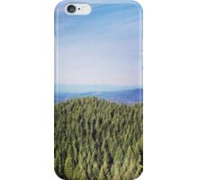 Washington Hills iPhone Case/Skin