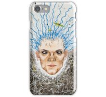 Solving math problems iPhone Case/Skin