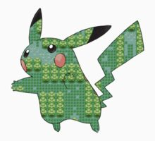 Pikachu: Firered/Leafgreen by AnotherPkmnKid