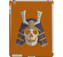 Old Bones- Gaikotsu (colour) iPad Case/Skin