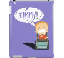 Timmy! iPad Case/Skin