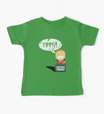 Timmy! Baby Tee