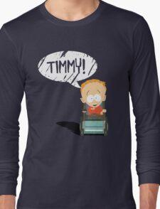 Timmy! Long Sleeve T-Shirt