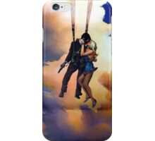 Honeymoon Over Zagreb iPhone Case/Skin