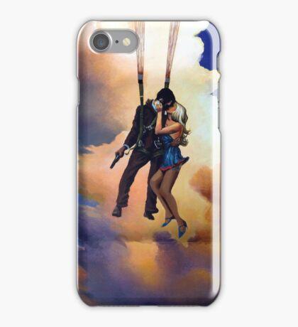 Honeymoon Over Zagreb iPhone Case/Skin