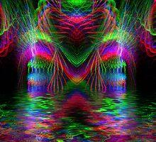 PSYCHEDELIC HEARTS by webgrrl