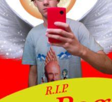 Rest In Peace, Gay Bagel Sticker