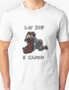 "Korrasami ""My ship is canon!"" T-Shirt"