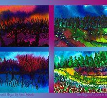 Four Seasons by Nira Dabush