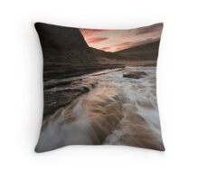 Southarm Seascape Throw Pillow