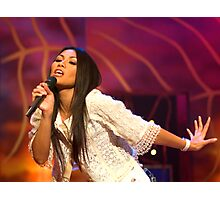 Anggun Photographic Print