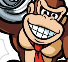 DK holding turbo Sticker