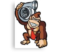 DK holding turbo Canvas Print