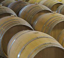 Wine barrels by lochy1971