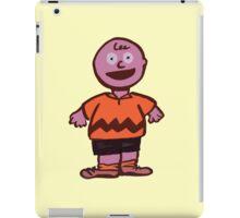 Excited Charlie Brown iPad Case/Skin