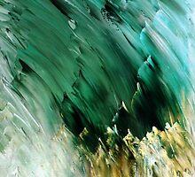 Flutter by Mechellerene
