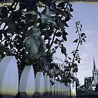 St Mary's 1954 by Anita Schep
