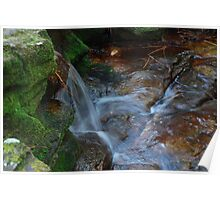The Fairy's Waterfall Poster