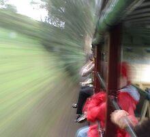 Train Ride by retsilla