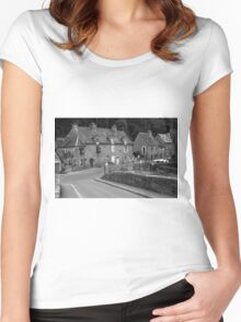 Rural Village Women's Fitted Scoop T-Shirt