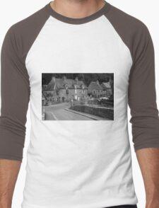 Rural Village Men's Baseball ¾ T-Shirt