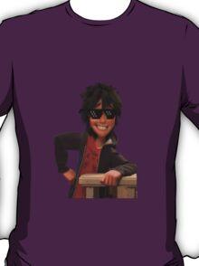 transparent hiro hamada with swag T-Shirt