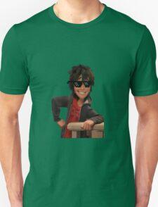 transparent hiro hamada with swag Unisex T-Shirt