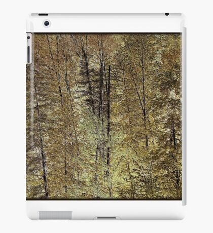 Trees ! iPad Case/Skin