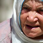 Turkish Grandmother by Marguerite Foxon