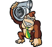 JDM DK holding turbo Photographic Print