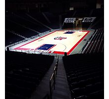 Liberty University Basketball Stadium Photographic Print