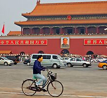 Beijing Past and Present by Rod Hawk