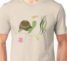 Sad Turtle Unisex T-Shirt