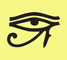 Eye of Horus Lemon by John Girvan