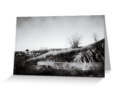 Hillside in May Greeting Card