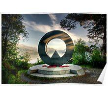 Rowardennan War Memorial Poster