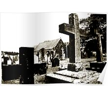The Church of Saint Brelade Poster