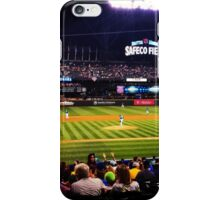 Safeco Field iPhone Case/Skin