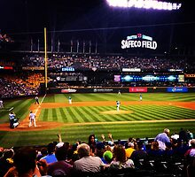 Safeco Field by URLconnect